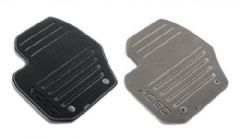 Genuine Volvo XC60 (-17) Sport Floor Mats (RHD Colour: Black)